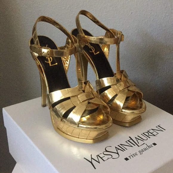 Yves Saint Laurent Shoes | Ysl Yves